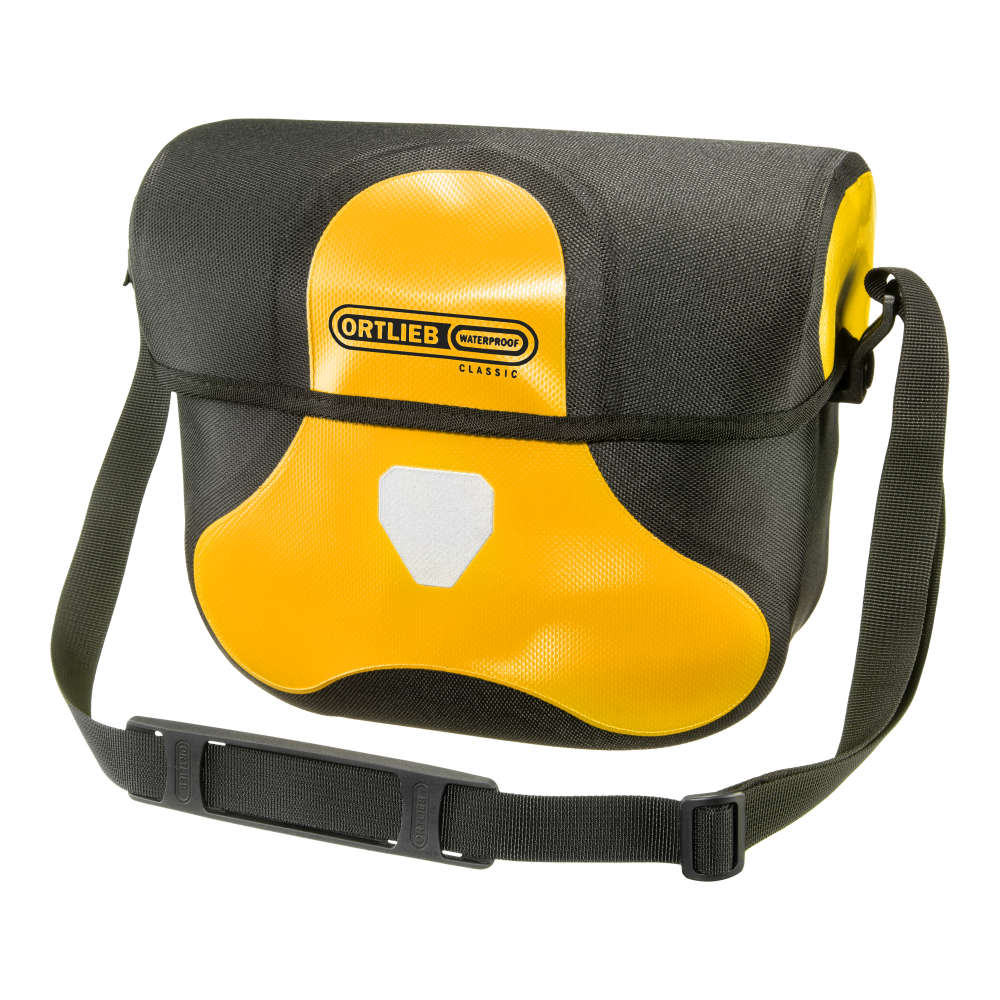 ORTLIEB Ultimate Six Classic - sunyellow - black