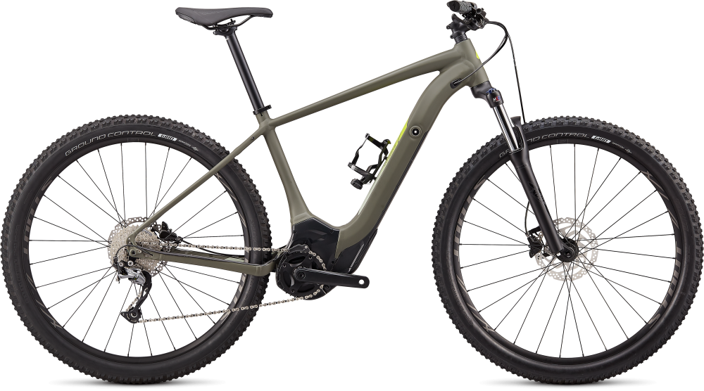 Specialized Turbo Levo Hardtail Oak Green/Spruce Hyper XL