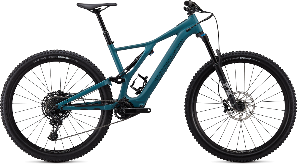 Specialized Turbo Levo SL Comp Dusty Turquoise / Black S